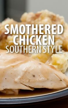 Carla Hall showed her Southern soul side with The Chew's Smothered Chicken Recipe, served in her delicious, sweet and savory buttermilk gravy.