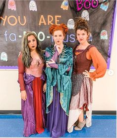 The Spookiest, Best Halloween Costumes Based on Books Book Character Day, Teacher Halloween Costumes, Elizabeth Bennet, Sanderson Sisters, Very Hungry Caterpillar, Special Education Teacher, Hocus Pocus, Book Characters, Dress Up