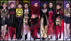 いつ見てもかっこいいな時間が経つのが早くて卒ショーからカ月経ちましたわなんかいろいろ資料作っててコラージュとかするんだけど眺めてると時間忘れる卒ショーの画像見ればいつでも余韻に浸れますみんなにはずっと感謝だね #fashion #fashionshow #design #designer #model #love #hikarunakasone #pank #hair #makeup #gold #black #yellow #fur #harness #collection #高度専門士科 #nofilter #bunka #japan #tokyo #Style #show by hika_ru_