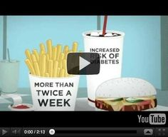 A must-see video about your #health.
