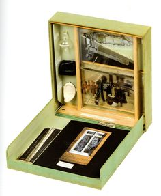 Marcel Duchamp - Box in a Valise. Links to the image only - but it is a HUGE image so you can see lots of detail.