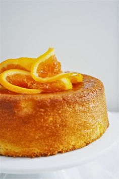 Flourless Orange and Almond Cake | Cakelets & Doilies | Bloglovin'