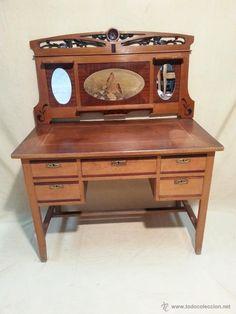 escritorio modernista -