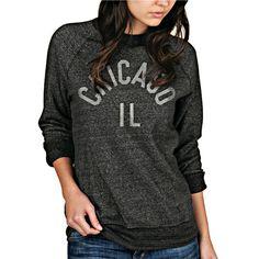 Chicago Crewneck Sweatshirt woman