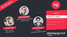 The SG Show: Fund-raising in 2020: Elodie Dupuy Soheil Mirpour and Derek Gallagher. Make Money Online, How To Make Money, Company News, Startups, Fundraising, Social Media, Social Networks, Social Media Tips, Fundraisers