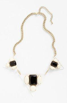 Panacea Pyramid Necklace | @Nordstrom