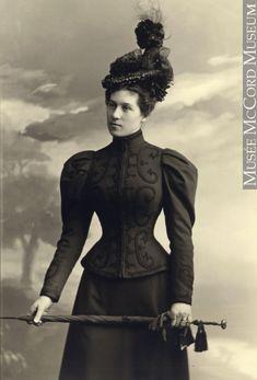 1898 Mrs. Charles F. Notman, Montreal, QC