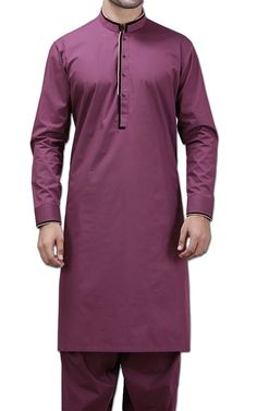 Buy Mens Shalwar Kameez suits with latest designs. Custom made Pakistani Indian mens Kurta Shalwar Kameez dresses. Pakistani Dresses Online Shopping, Online Dress Shopping, Shalwar Kameez Pakistani, Salwar Kameez, Kurta Men, Boys Kurta, Moslem, Kurta Style, African Men Fashion