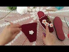 Ponponlu Makosen Patik Ve Ayakkabı Modeli - YouTube