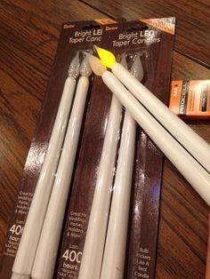 A Harry Potter Birthday…Floating Candles | la vita mia