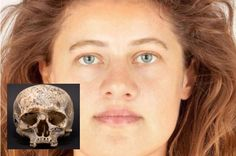Facial Reconstruction of Bronze Age Woman from 3,700-Year-Old Skull Brings Her Story Back to Life | Ancient Origins
