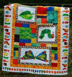 I'm on a roll... this is the third quilt I've finished in the last three and a bit weeks! I will be honest and say that the sandwiching, qu...