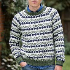 Men's Sweaters, Gull, Knit Crochet, Street Wear, Hipster, Retro, Knitting, Boys, Clothes