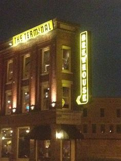 The Terminal Brewhouse Chattanooga It Was A Very Cool Old Building Done Up Good