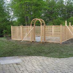 1000 images about danny jen garden on pinterest for Vegetable garden fence design