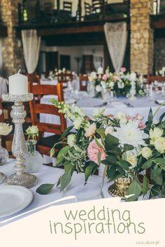 Najpiękniejsze wesele w Dworze w Tomaszowicach - Oranżeria / The most beautiful wedding venue in Tomaszowice Manor - Orangery