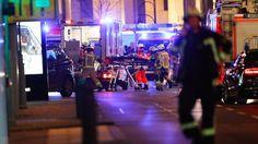 Navidad fatal: Camión embistió contra un mercado y deja 9 muertos