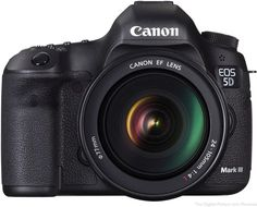 The-Digital-Picture.com's news team presents: Canon EOS 5D Mark III Firmware Version 1.3.3 Released