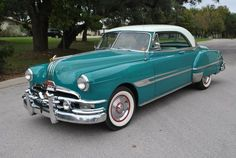 1952 Pontiac Chieftain Super Deluxe Catalina