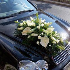 wedding car decoration - Recherche Google