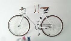 33 Meilleures Images Du Tableau Accroche Velo Bicycle Storage