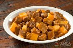 Receita de Picadinho com batata em receitas de carnes, veja essa e outras receitas aqui!