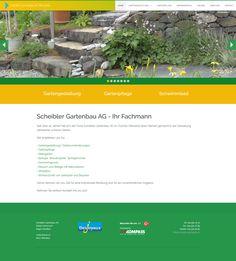 Scheibler Gartenbau AG, Wetzikon, Zurich, Gartengestaltung, Gartenbau, Garten Natur
