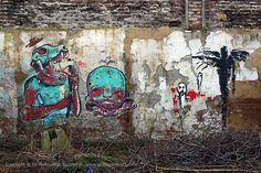 Društvo / HAWOK / Stari grad #BeogradskiGrafiti #StreetArt #Graffiti #Beograd #Belgrade #Grafiti