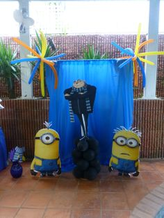 "Photo 6 of 24: Despicable Me / Birthday ""Despicable Me Yadiel's Birthday"" 