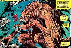 Creature by Stephen Bissette & John Totleben