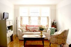 MONDAY MAKEOVER – SUZANNES COTTAGE IN THE CITY
