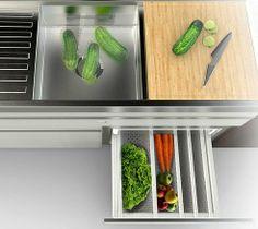 kitchen design render