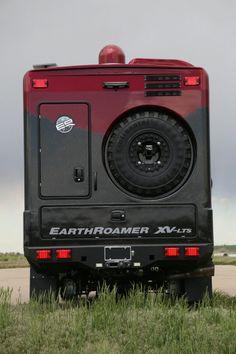 Aluminum Off Road Roof Rack For A Ford Econoline Van