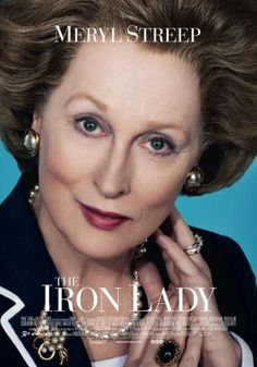 """The Iron lady (2011): """"I may be persuaded to surrender the hat. The pearls, however, are absolutely non-negotiable."""""""