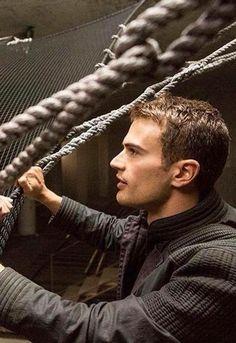 'Divergent' Star Theo James Gets Preppy for 'GQ' Divergent Hunger Games, Divergent Fandom, Divergent Trilogy, Divergent Insurgent Allegiant, Divergent 2014, See Movie, Movie Tv, Divergent Theo James, Four From Divergent