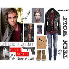 На съемки сериала Волчонок!! by dashareus on Polyvore featuring мода, Rails, Mavi and Timberland