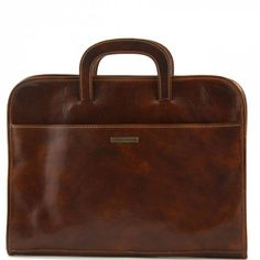 Sorrento Leather Briefcase