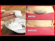 DEPILAÇÃO DEFINITIVA CASEIRA (SEM DOR, SEM IRRITAÇÃO) PERFEITO! - YouTube