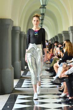 #MBFWMx #ManejaMéxico Sequin Skirt, Sequins, Sporty, Pink, Style, Fashion, Swag, Moda, Fashion Styles