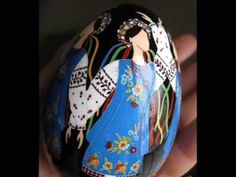 Most people will see a Pysanka egg as the finished product, wax removed and varnished in all its glory. This is a little video to show how these fantastic eggs start out, their humble beginnings as just plain eggshells with rough pencilled sketches. Real blown eggshells are waxed, etched, and dyed. The last step is to remove the wax with a candle flame to reveal the hidden design.  Pysanky By So Jeo
