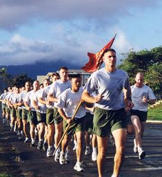 30 Days to a Better Man Day 26: Take the Marine Corps Fitness Test