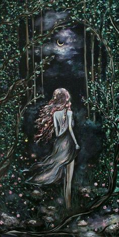 Moon Stars And Magick Art And Illustration, Gravure Illustration, Kunst Inspo, Art Inspo, Fantasy Kunst, Fantasy Art, Arte Obscura, Witch Art, Moon Art