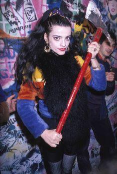 Nina Hagen, 80s And 90s Fashion, Punk Fashion, 80s Goth, Pete Burns, Women Of Rock, The New Wave, Club Kids, Iconic Women
