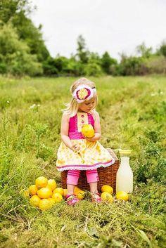 Pink Lemonade Party Headband //  Pink Lemonade by SweetBClothing, $10.00