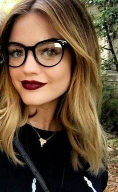 Trendy Haar Short Lucy Hale New York 16 Ideen - Trendy Haar Short Lucy Hale New York 16 Ideen - Trendy Hairstyles, Girl Hairstyles, Glasses Hairstyles, Medium Hairstyles, Celebrity Hairstyles, Hair Inspo, Hair Inspiration, New Hair, Your Hair