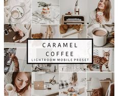 Mobile Lightroom Preset CARAMEL COFFEE This preset has been designed to give your photos creamy soft look with pastel tones. Add some interest to your images with this beautiful one-click Lightroom Preset. Photography Reviews, Photography Filters, Photography Tips, Shooting In Raw, Blank Photo, Free Instagram, Instagram Tips, Lightroom Tutorial, Tumblr