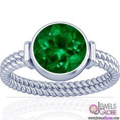 cheap emerald rings