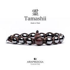 Tamashii - Bracciale Tradizionale Tibetano Ematite