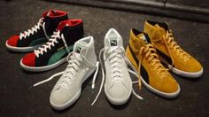 PUMA JAPAN SUEDE MID MADE IN JAPAN TAKUMI COLLECTION #sneaker