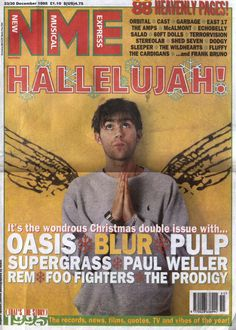All hail music magazines in the a true golden age - and in December Damon Albarn was their darling. 26 Magazine Covers That Prove The Was A Golden Age For Music Nme Magazine, Magazine Covers, Frank Bruno, Lisa Frank, Blur Band, The Cardigans, Paul Weller, Damon Albarn, Saturday Morning Cartoons
